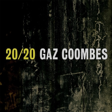 """Gaz Coombes """"20/20"""""""