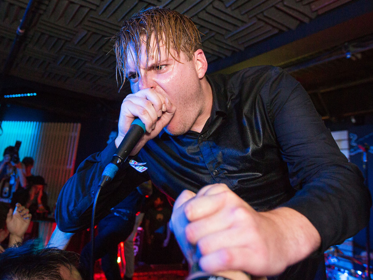 Deafheaven Adelaide Hall, Toronto ON, June 20