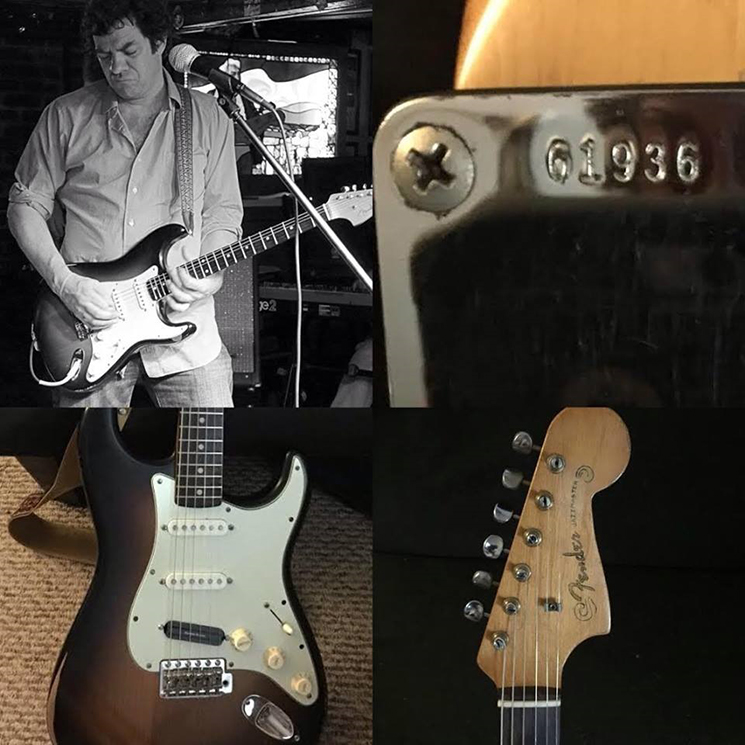 Dean Ween's Guitar Stolen in Pennsylvania