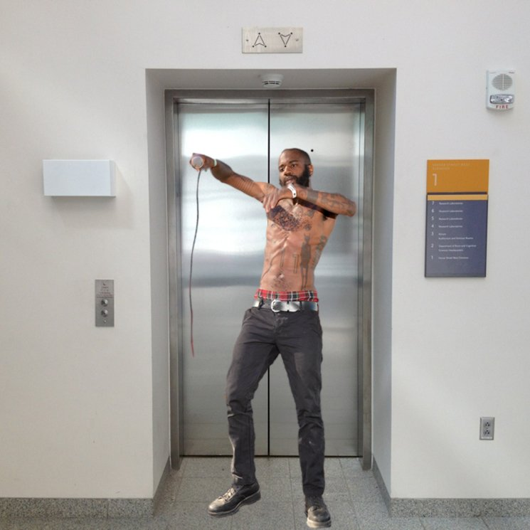 The Internet Has Set Death Grips Vocals to Elevator Music