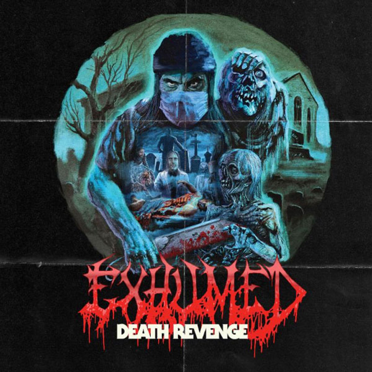 Exhumed Return with 'Death Revenge' LP