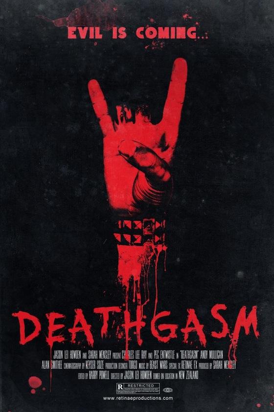 Deathgasm Trailer