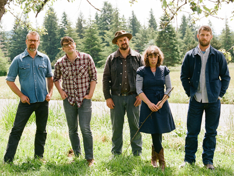 The Decemberists' <i>The King Is Dead</i> Debuts at No. 1 on Billboard Charts
