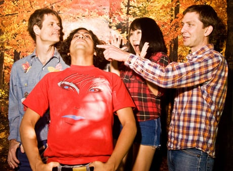 Deerhoof Deerhoof vs. Evil