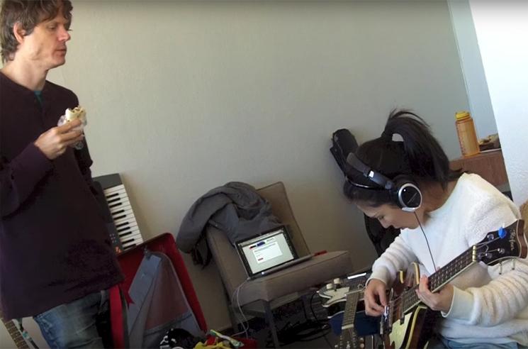 Deerhoof 'Debut' (video)