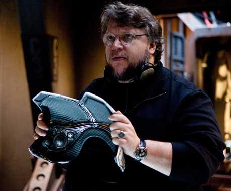 Guillermo del Toro The Vision of 'Pacific Rim'