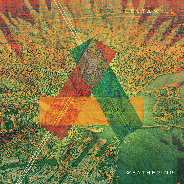 Delta Will 'Weathering' (album stream)