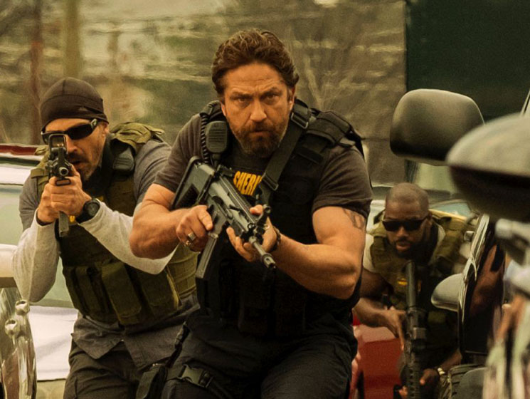 Den of Thieves Directed by Christian Gudegast
