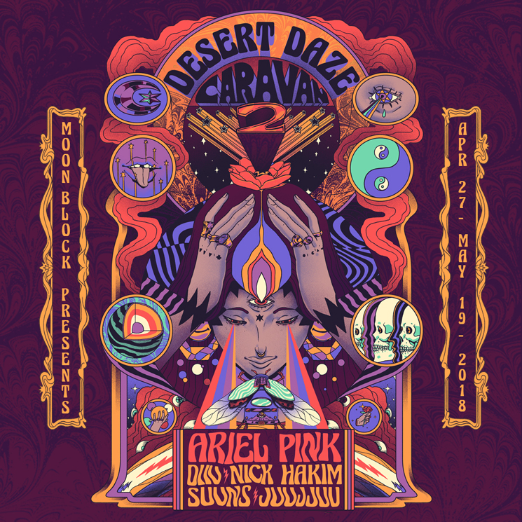 Desert Daze Fest Brings Ariel Pink, DIIV to Vancouver