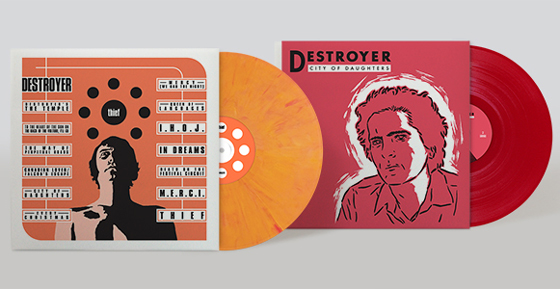 Destroyer's 'City of Daughters' and 'Thief' Treated to Vinyl Reissues