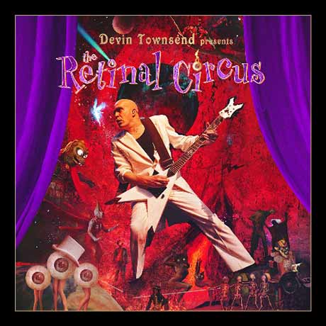 Devin Townsend The Retinal Circus