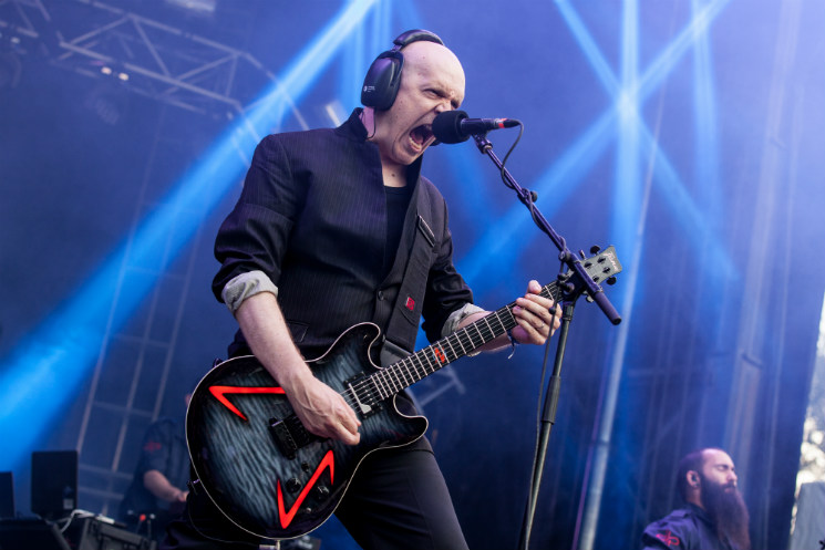 Devin Townsend Hits Canada on North American Tour
