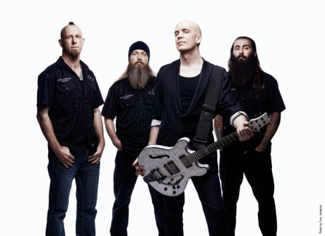 Devin Townsend Project Join Gojira for North American Tour
