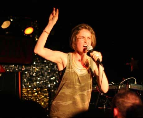 Diana Horseshoe Tavern, Toronto ON, June 13