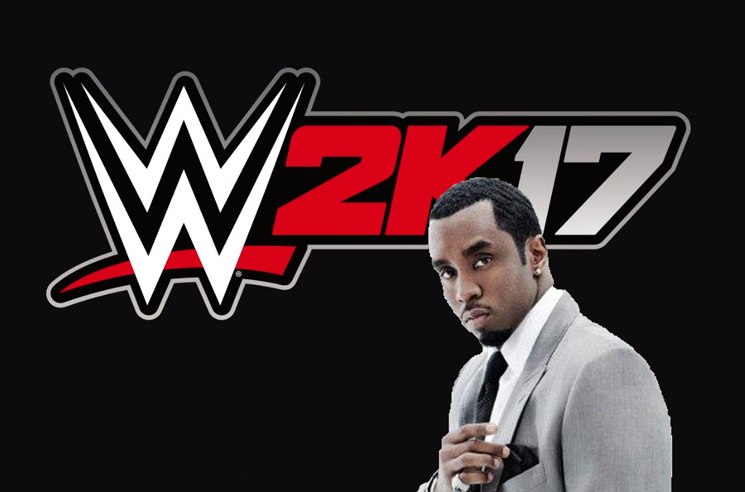 Puff Daddy Lays the Smackdown on 'WWE 2K17' Soundtrack