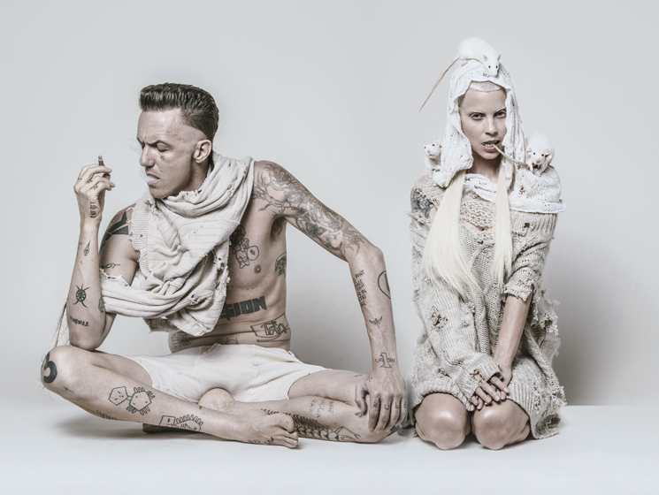 Beyond the Breakup: Five Other Facts We Learned From Die Antwoord