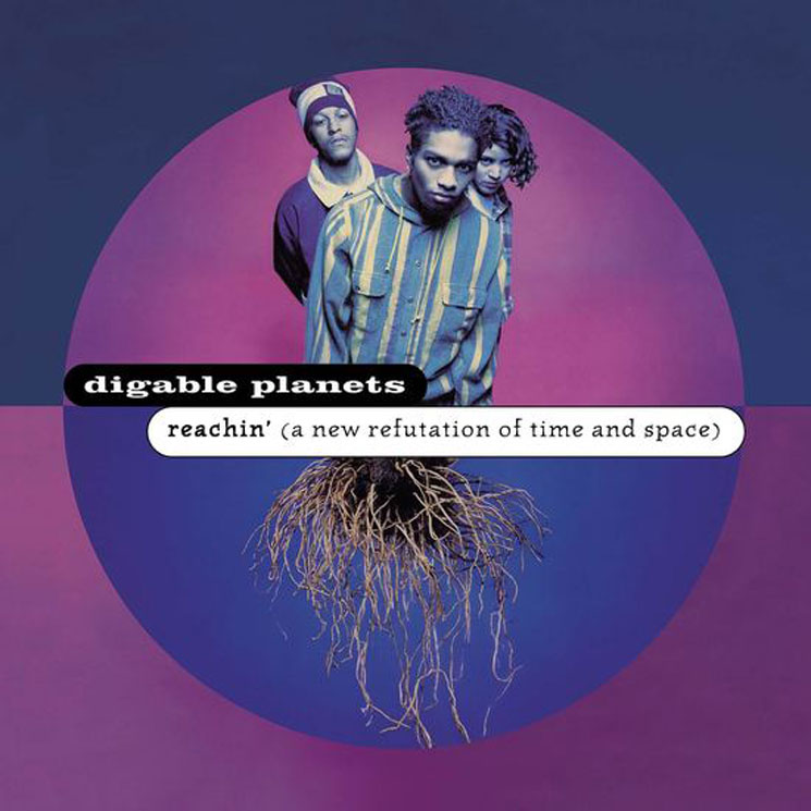 Digable Planets Treat Their Debut Album to 25th Anniversary Vinyl Reissue