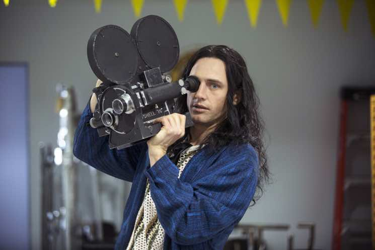 ​James Franco: Inside the Making  'The Disaster Artist'