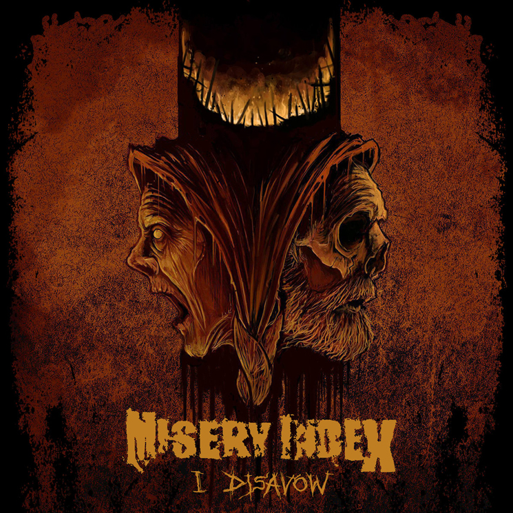 Misery Index 'I Disavow' (lyric video)