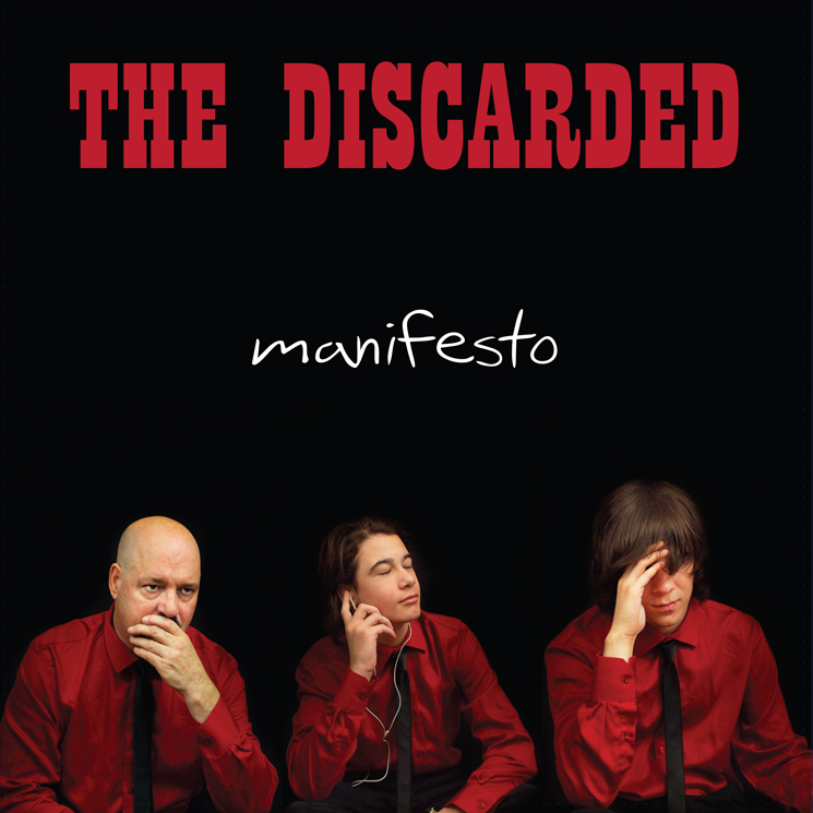 The Discarded Take 'Manifesto' on Tour, Premiere New Video