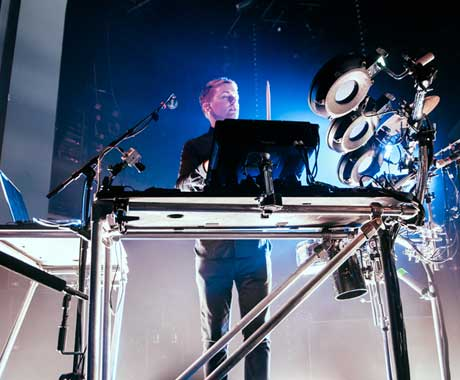 Disclosure / Vic Mensa Danforth Music Hall, Toronto ON, January 14
