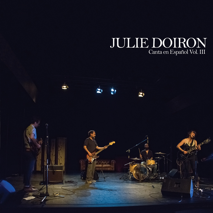 Hear Julie Doiron's Spanish Mini-Album 'Canta en Español Vol. III'