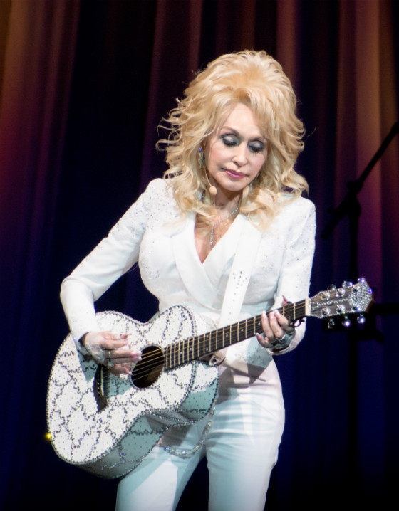 Dolly Parton Rogers Arena, Vancouver BC, September 19