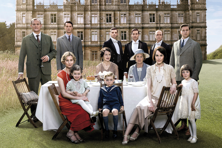 A 'Downton Abbey' Movie Is Officially in the Works