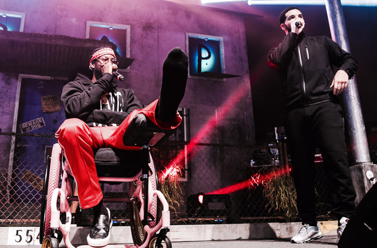 Watch Drake Perform with 2 Chainz in Toronto