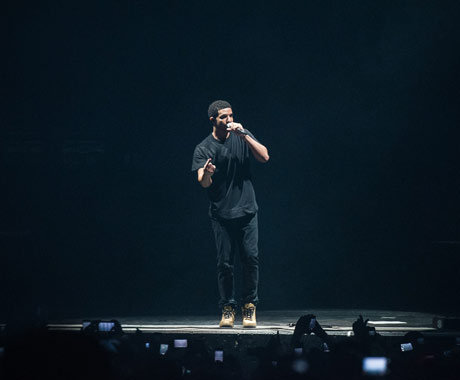 OVO Fest Day Two with Drake, 50 Cent and G-Unit, Usher, J. Cole, Trey Songz and Lauryn Hill Molson Amphitheatre, Toronto ON, August 4