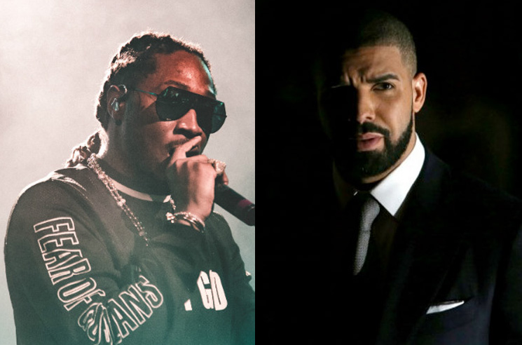Drake and Future Sued for $25 Million After Woman Claims Rape at Concert