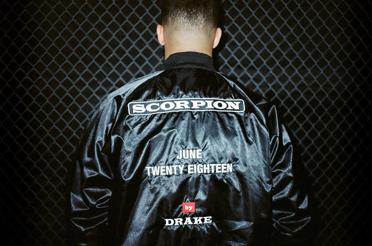 Drake Teases 'Scorpion' Project