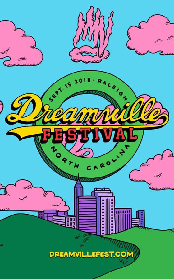 J. Cole Announces Dreamville Music Festival