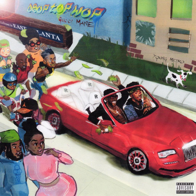 Gucci Mane Releases 'Droptopwop' Mixtape
