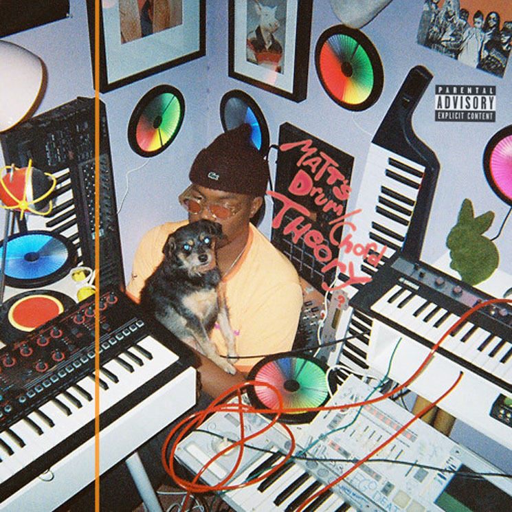 Matt Martians  The Drum Chord Theory