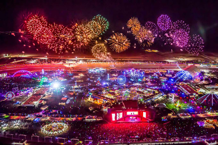 Watch the Electric Daisy Carnival 2017 Livestream Here via Red Bull TV