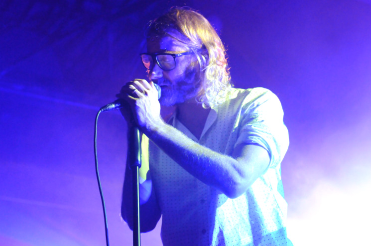 EL VY Theatre Fairmount, Montreal QC, November 16