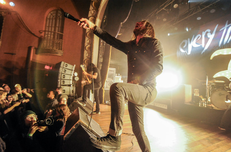 Every Time I Die / Knocked Loose The Opera House, Toronto ON, March 3