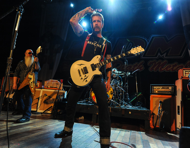"Eagles of Death Metal's Jesse Hughes Calls March for Our Lives Protestors ""Disgusting Vile Abusers of the Dead"""