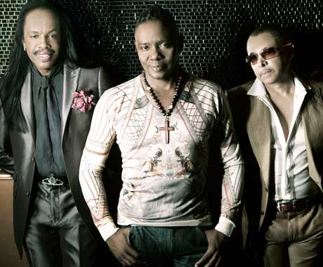 Earth, Wind and Fire Celebration Time