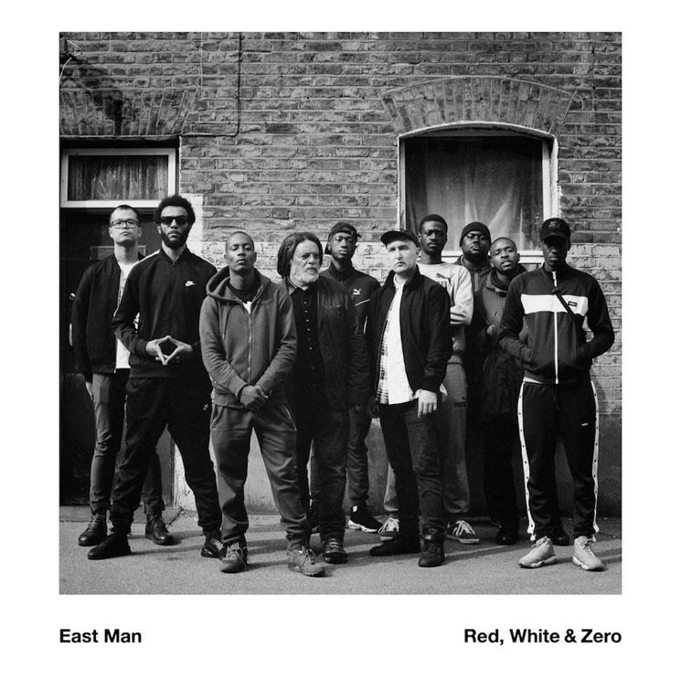 East Man Red, White & Zero