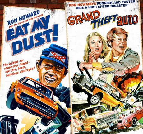 Roger Corman's Cult Classics: The Ron Howard Action Pack: Eat My Dust / Grand Theft Auto Charles B. Griffith / Ron Howard