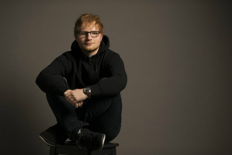 ​Ed Sheeran Breaks Record for Highest Grossing Tour Year