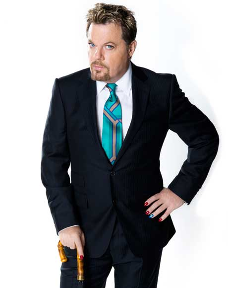 Eddie Izzard The Exclaim! Questionnaire