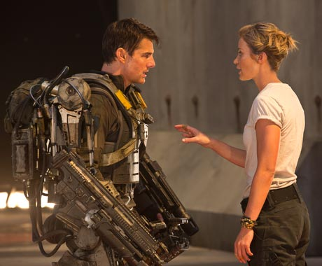 Edge of Tomorrow Doug Liman