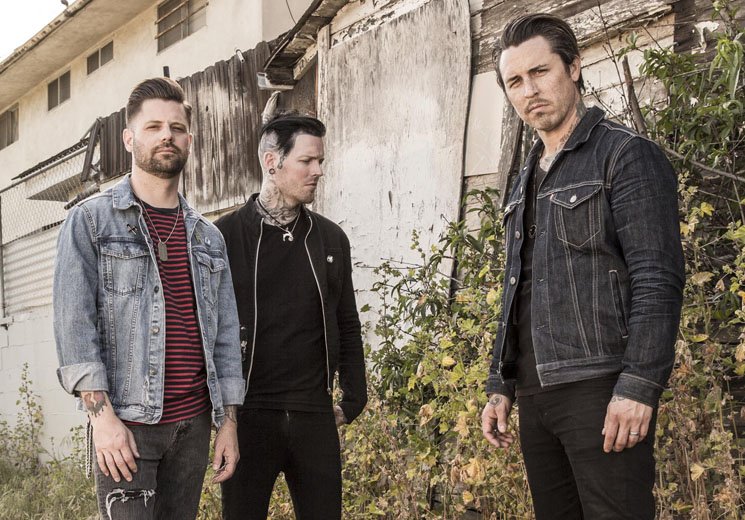 Five Lessons That Eighteen Visions Learned From Their Metalcore Past