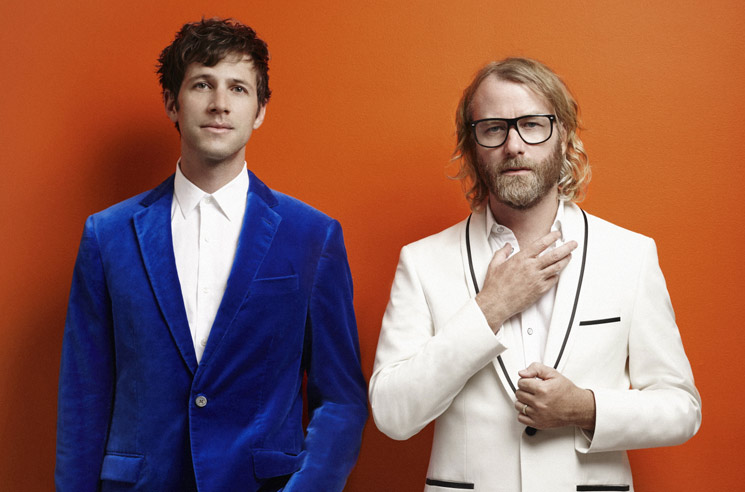 Matt Berninger of EL VY The Exclaim! Questionnaire