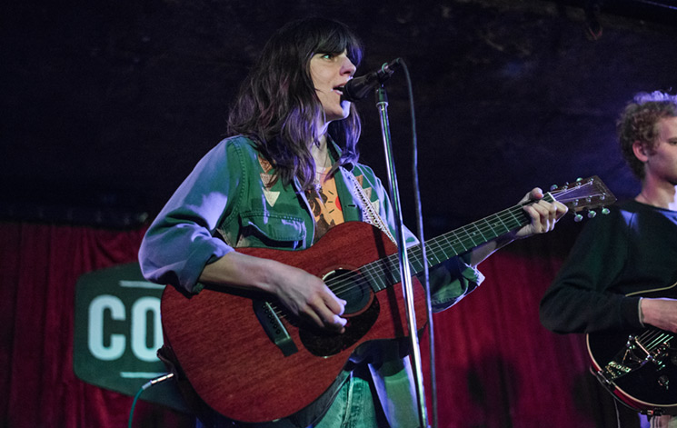 Eleanor Friedberger / Icewater The Cobalt, Vancouver BC, March 4