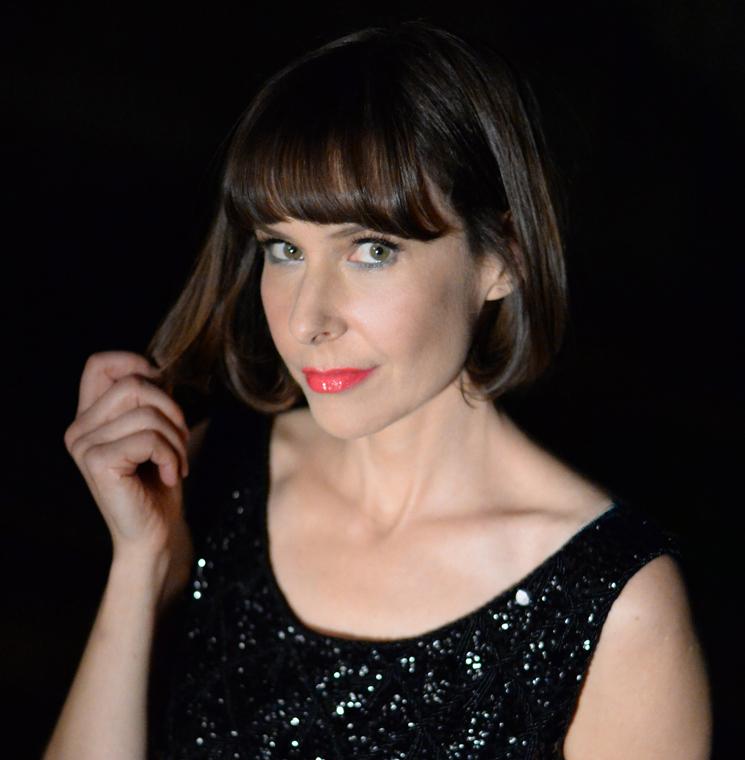 Eleni Mandell Takes Control on 'Dark Lights Up'