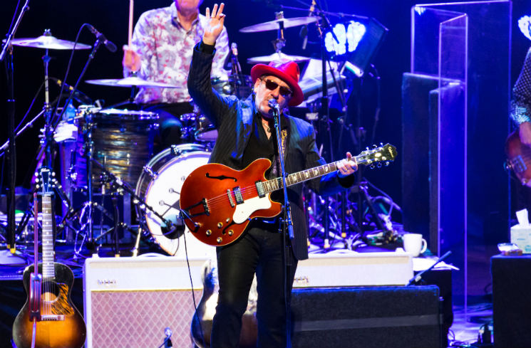 Elvis Costello Cancels European Concerts to Focus on Cancer Recovery